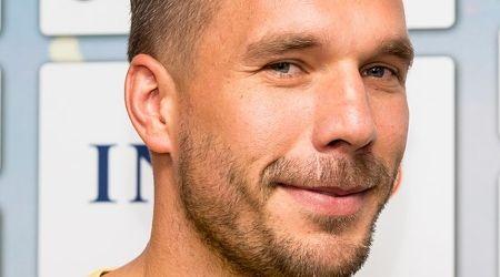 Lukas Podolski Height, Weight, Age, Body Statistics