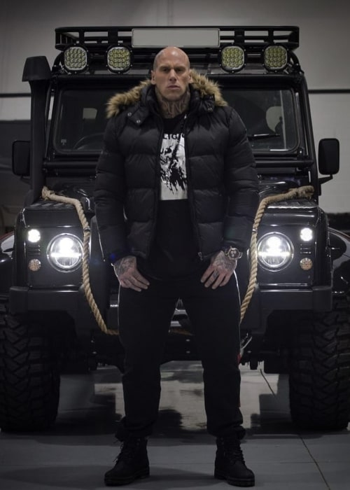 Martyn Ford as seen in a picture taken in November 2019