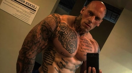 Martyn Ford Height, Weight, Age, Body Statistics