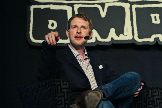 Matt Mullenweg during an event in May 2010