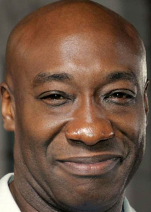 Michael Clarke Duncan as seen in a closeup picture taken on March 13, 2012