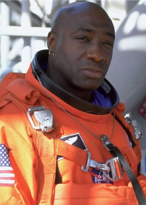 Michael Clarke Duncan as seen in a picture from the film Armageddon (1998)