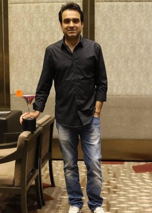 Pankaj Tripathi as seen in September 2019