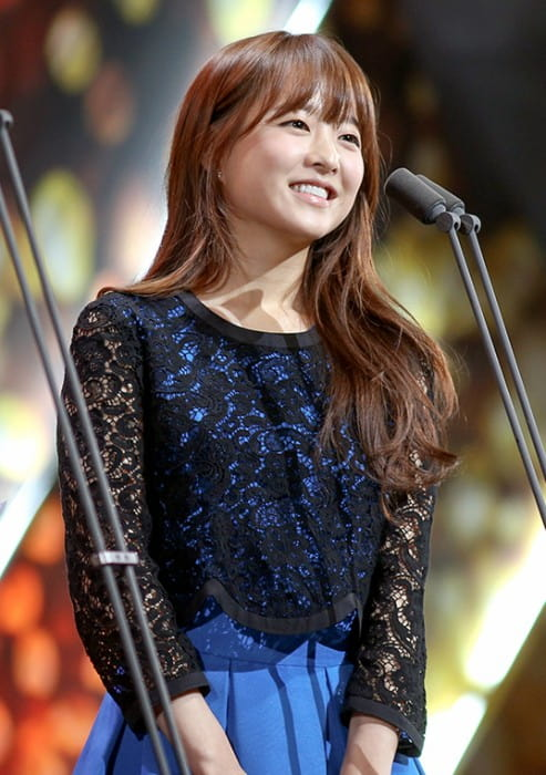 Park Bo-young as seen in December 2012
