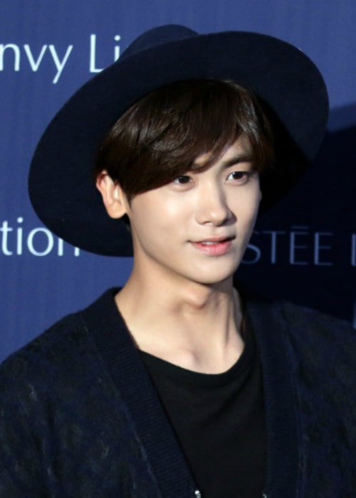 Park Hyung-sik as seen in September 2015