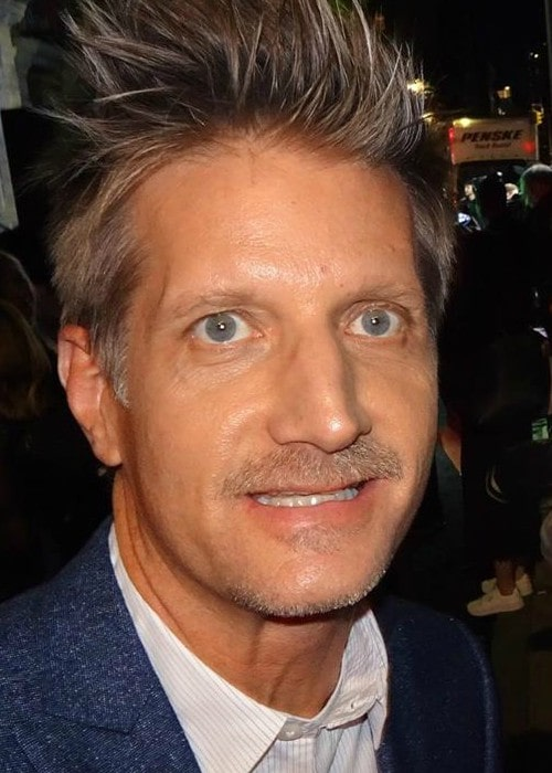 Paul Sparks in an Instagram post as seen in October 2019