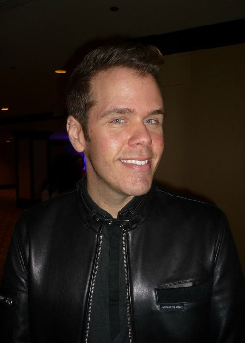 Perez Hilton as seen in November 2010