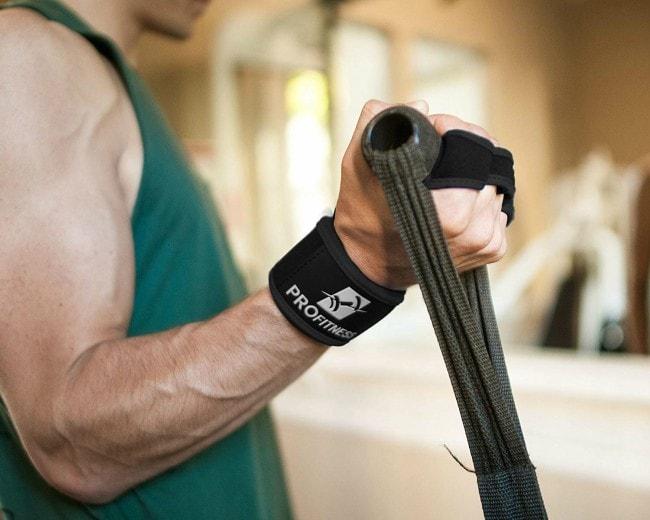 ProFitness Cross Training Gloves Use