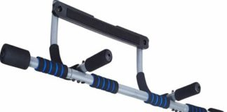 Pure Fitness Multi-Purpose Doorway Pull-Up Bar Review