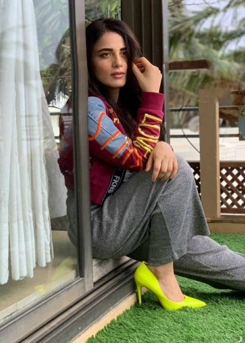 Radhika Madan in an Instagram post as seen in August 2019