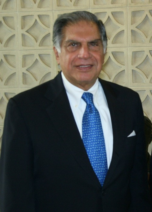 Ratan Tata as seen in 2010
