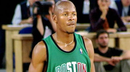 Ray Allen Height, Weight, Age, Body Statistics