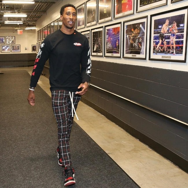 Rondae Hollis-Jefferson as seen in April 2019
