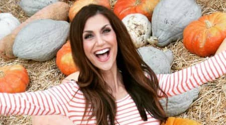 Samantha Harris (TV Presenter) Height, Weight, Age, Body Statistics