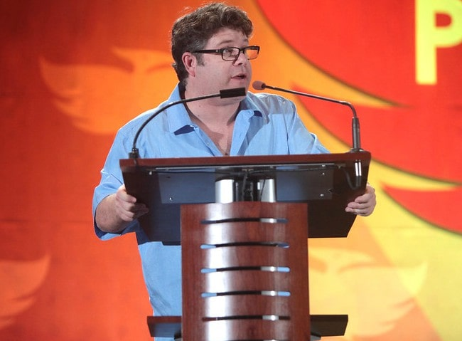 Sean Astin at the 2016 Phoenix Comicon
