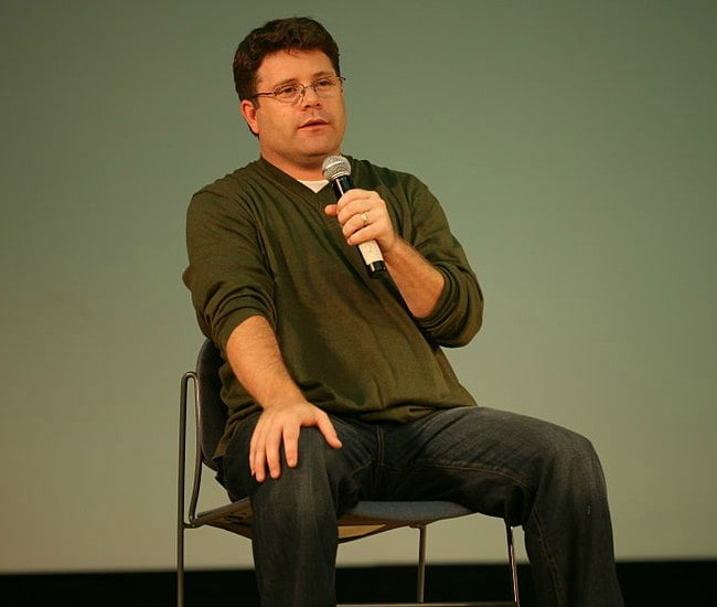 Sean Astin at the University of Illinois in November 2009