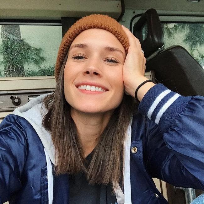 Shannon Beveridge as seen in January 2019