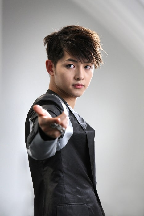 Song Joong-ki as seen in a picture in 2011