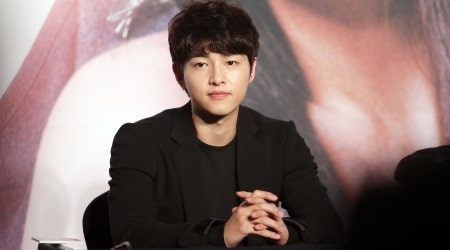 Song Joong-ki Height, Weight, Age, Body Statistics