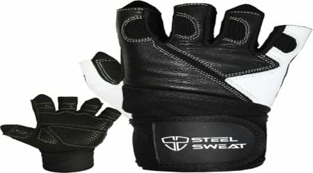 Steel Sweat Weightlifting Gloves Review