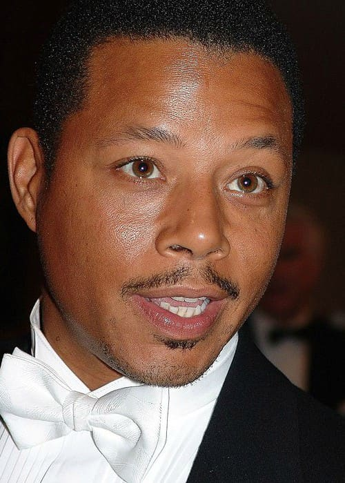 Terrence Howard during an event in April 2006