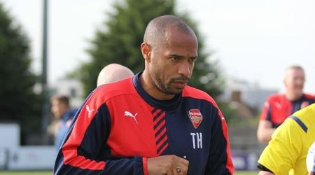 Thierry Henry Height, Weight, Age, Body Statistics