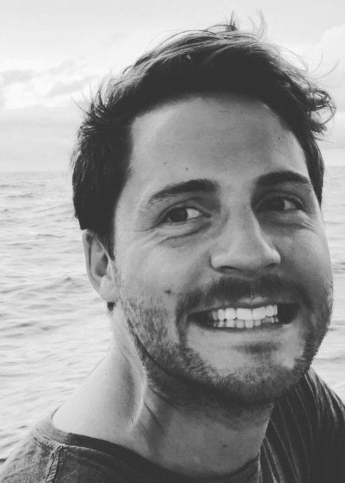 Tom Ackerley in an Instagram post as seen in September 2018