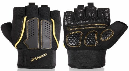 Trideer Padded Exercise Gloves Review
