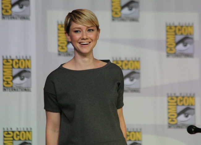 Valorie Curry at The Following - Panel in 2013