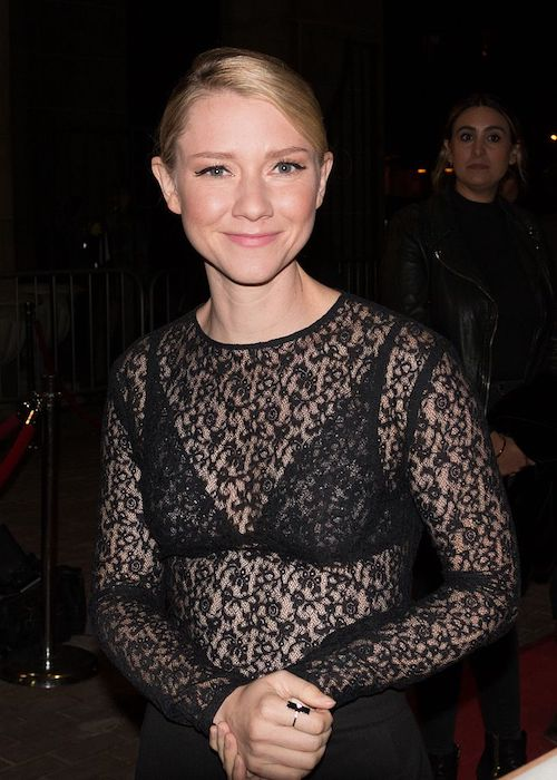 Valorie Curry during Toronto International Film Festival at the premiere of Blair Witch in 2016