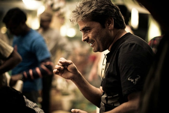 Vishal Bhardwaj as seen in March 2012