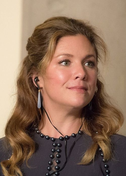 Wife of the 23rd Prime Minister of Canada Sophie Grégoire Trudeau
