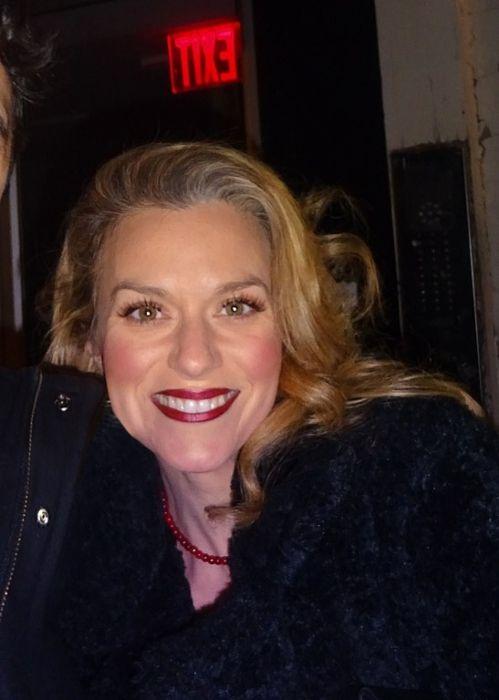 Actress Hilarie Burton as seen in December 2016