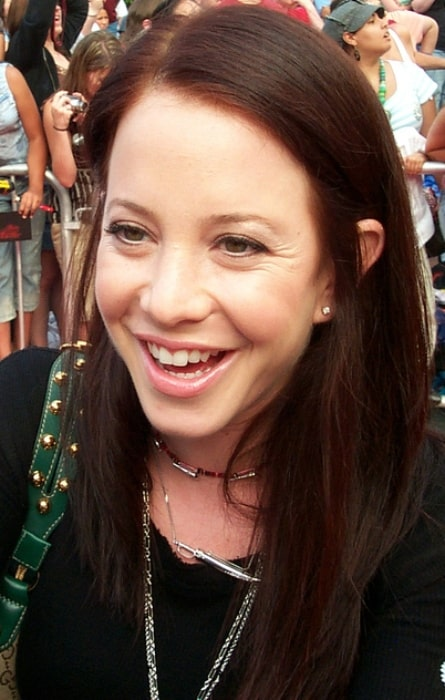 Amy Davidson as seen at the 'Pirates of the Caribbean Dead Man's Chest' premiere in June 2006
