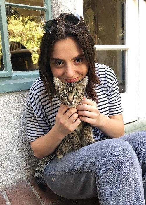 Amy Ordman as seen in September 2018