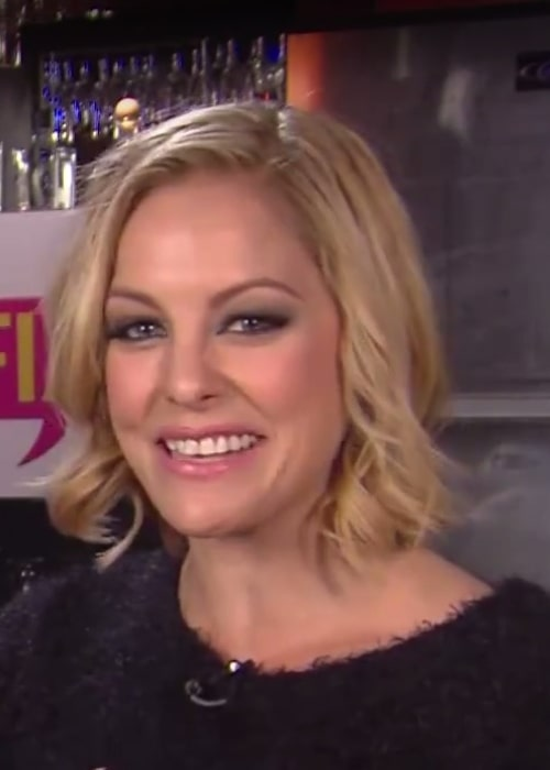 Amy Paffrath as seen during an interview in January 2015