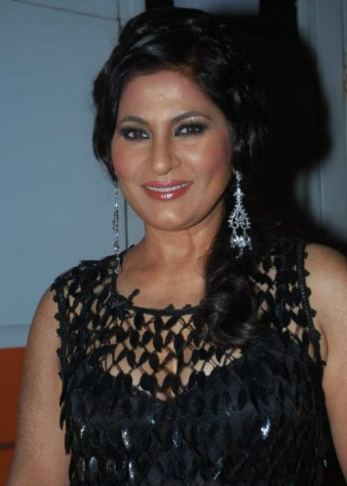 Archana Puran Singh at Comedy Circus Ka Jadoo Grand Finale