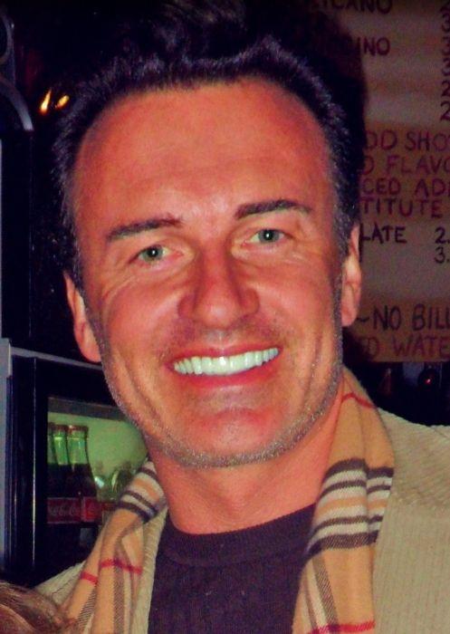 Australian actor Julian McMahon