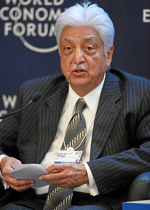 Azim Premji at the Annual Meeting 2013 of the World Economic Forum