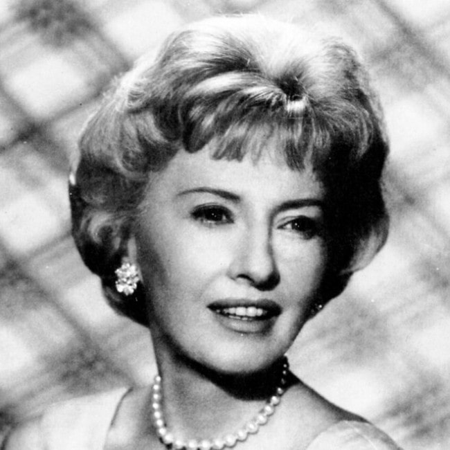 Barbara Stanwyck's Photo as seen in January 2011