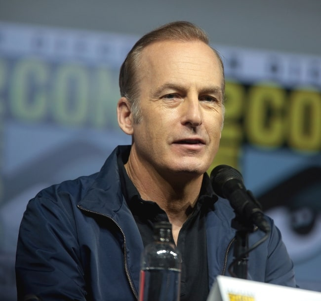Bob Odenkirk as seen while speaking at the 2018 San Diego Comic Con International, for 'Better Call Saul', at the San Diego Convention Center in San Diego, California, United States