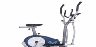 Body Champ Cardio Dual Trainer BRM 3671 Review