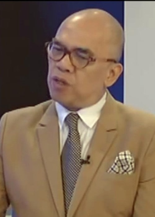 Boy Abunda as seen in August 2014