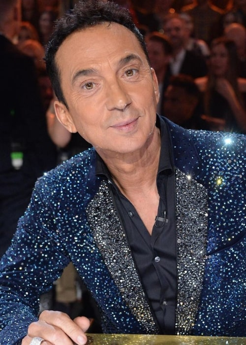 Bruno Tonioli as seen in a picture taken in December 2019