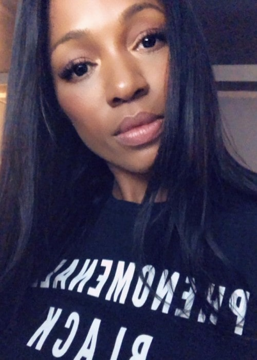 Cari Champion as seen in August 2019