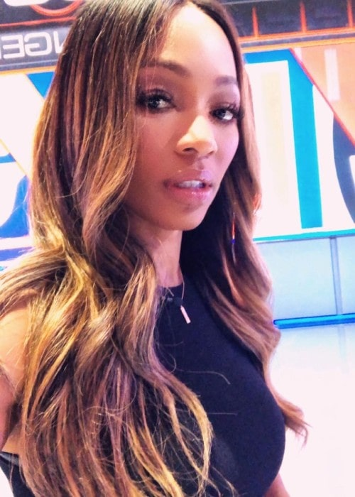 Cari Champion as seen in December 2019