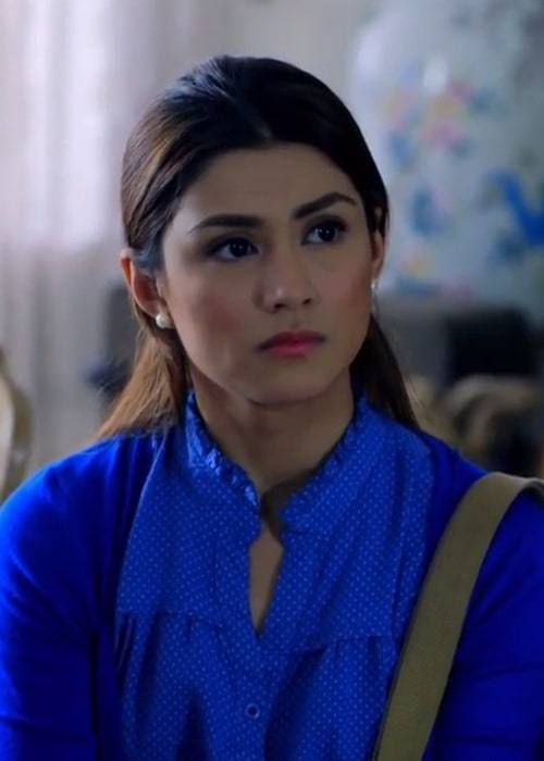 Carla Abellana as seen in a still from the official trailer of 'Shake, Rattle and Roll XV'