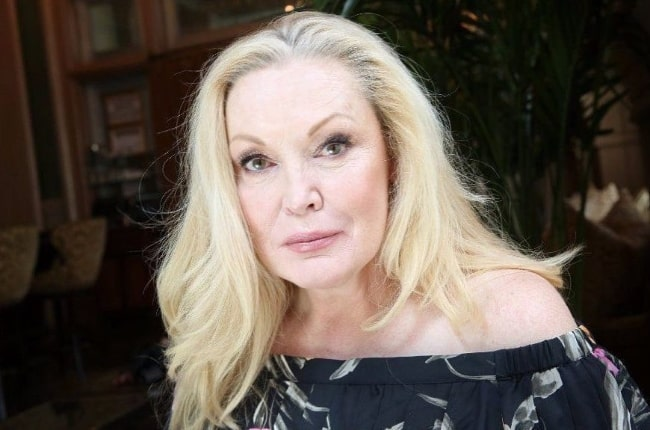 Cathy Moriarty as seen in August 2017