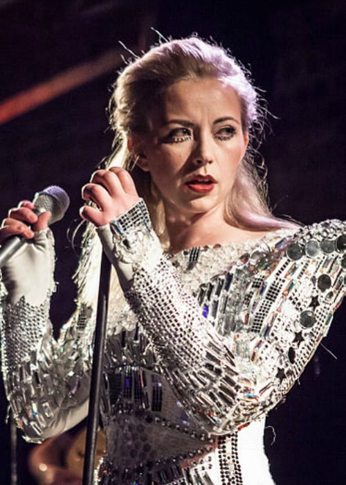 Charlotte Church performing at Focus Wales in April 2013
