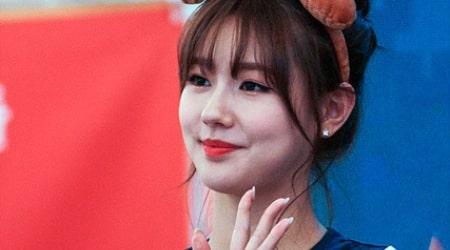 Cho Mi-yeon Height, Weight, Age, Body Statistics